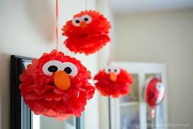Elmo Centerpieces Ideas by Elmo Center Pieces Monday August 1 2011 Party Mateo U0027s 1st