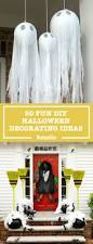 interesting fun diy halloween decorations 64 for your apartment