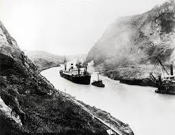 how the panama canal helped make the u s a world power pbs newshour