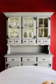 gray dining room hutch cabinet makeover dining rooms pinterest