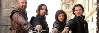 musketeers movie clips collider