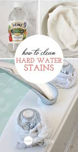How To Take Off Kitchen Faucet 25 Best Hard Water Remover Ideas On Pinterest Water Stains