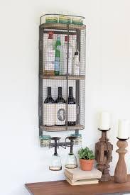 Wall Bar Cabinet Wire Bar Wall Cabinet Modern Furniture U2022 Brickell Collection