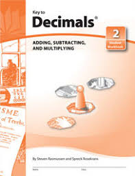 decimal multiplication worksheets