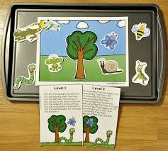 The Inchworm File Folder Heaven Blog The Wiggly Wiggly Inchworm Adapted Book
