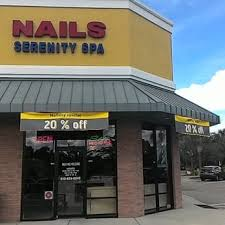 serenity nail spa 23 photos u0026 12 reviews nail salons 11108