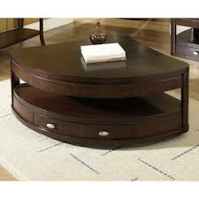 pie shaped lift top coffee table kenilworth wedge lift top coffee table pie shaped lift top coffee