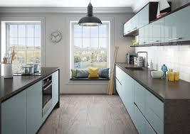 Blue Kitchen Design Magnet U0027s New Cool Blue Kitchen Kitchen Sourcebook