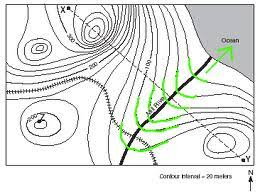 how to read topographic maps reading topographic maps mr mulroy s earth science