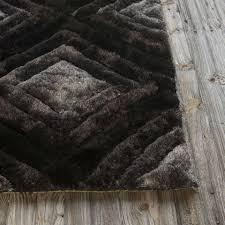 rug gray shag area rug wuqiang co