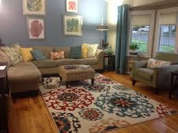 Walmart Living Room Rugs Better Homes And Gardens Suzani Area Rug Or Runner Walmart Com