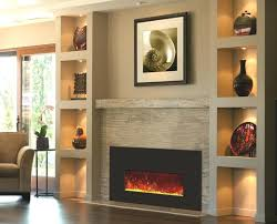 wall mount gas fireplaces napoleon inch wall mount vent free natural gas fireplace w electronic ignition