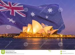 New South Wales Flag Opera House Editorial Image Image Of Quay Landmark 52263725