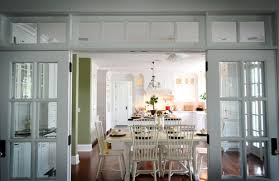 Homes With French Doors That Are Just So Gorgeous PHOTOS - Dining room with french doors