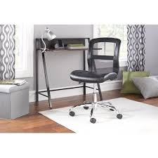Painting Vinyl Chairs Mainstays Vinyl And Mesh Task Chair Multiple Colors Walmart Com