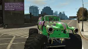first grave digger monster truck gta iv grave digger monster truck mod hd video dailymotion