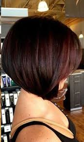 would an inverted bob haircut work for with thin hair perfection this is how a bob should look in the back for me