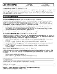accounts receivable resume description account payable job