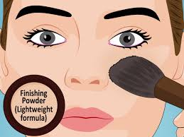 how to make makeup look airbrushed 9 steps with pictures