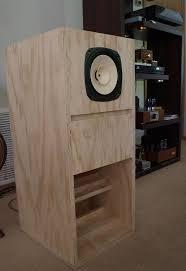 Diy Speaker Box Schematics Best 25 Loudspeaker Enclosure Ideas Only On Pinterest Diy