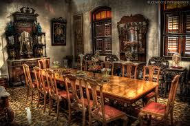 dining room old mansion jonwoon flickr