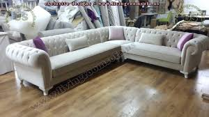 L Leather Sofa Corner Living Room Table L Shaped Living Rooms Chesterfield