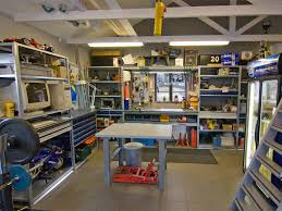 garage decorating ideas retro garage decorating ideas pictures with workshop and products