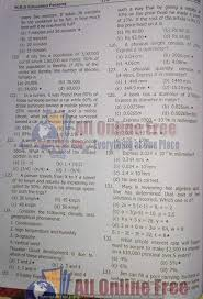 mathematics mcqs solved book for aeos sse sese math tests all