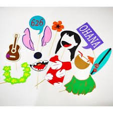 custom lilo and stitch photo cut out props etsy mylittlenotestore