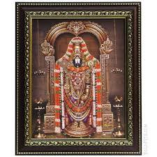 lord venkateswara photo frames with lights and music lord balaji photo frame at rs 1100 piece tirupati id 4161484762
