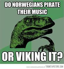 Velociraptor Meme - norwegians and their music the meta picture