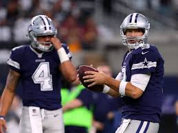 tony romo will play for the dallas cowboys on sunday business