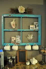 How To Tile A Kitchen Window Sill 20 Different Ways To Use Old Window Frames