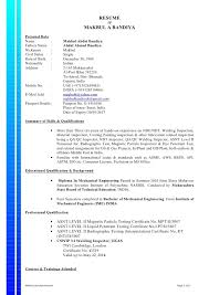 Boilermaker Resume Template Ethesis Mcgill Example Personal Financial Statement For Business