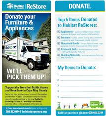 Furniture  Donating Furniture To Habitat For Humanity Decoration - Habitat home decor