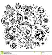 beautiful ornament stock vector image of illustration 31317891