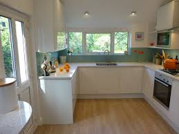modern kitchen design in bath style within