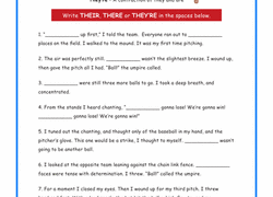 homophones worksheets education com