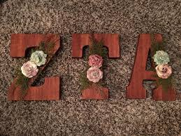 using wood best 25 wooden letters ideas on painted letters