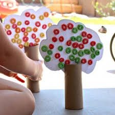 Hand Crafts For Kids To Make - 42 apple crafts for kids to create hands on as we grow