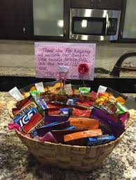 Postpartum Gift Basket Cute Gift Idea For The Nurses In Labor U0026 Delivery Maybe This Time