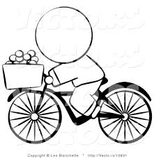 how to draw a man riding bicycle bicycle model ideas