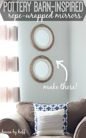 Pottery Barn Mirror Knock Off by Mirrors Inspired By Pb House By Hoff