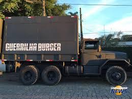 Fabuloso Com 35 caminhões, feira de food trucks chega do Sul com comida por  @WO94