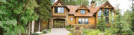 The Original Log Cabin Homes Log Home Kits & Construction