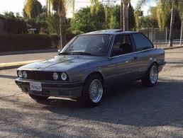 bmw 325i gas type 1989 bmw 325i 3 series 2 door type e30 custom for sale