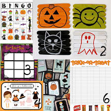 Free Halloween Activities Printable by Put A Little Umbrella In Your Drink October 2011