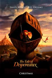 tale despereaux movie posters movie poster shop