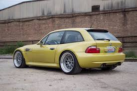 bmw m hatchback 2001 yellow bmw z3 m coupe cars for sale blograre
