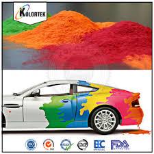 kolortek candy pigment car paint colors pearl pigment for auto